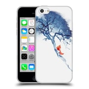 Official Robert Farkas Fox There'S No Way Back Soft Gel Case For Apple Iphone 5C