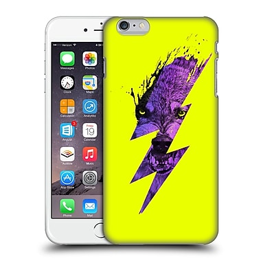 Official Robert Farkas Animals 3 Thunderwolf Hard Back Case For Apple Iphone 6 Plus / 6S Plus