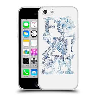 Official Robert Farkas Fox 2 Foxish Soft Gel Case For Apple Iphone 5C