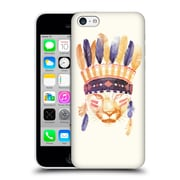 Official Robert Farkas Animals 2 Big Chief Hard Back Case For Apple Iphone 5C
