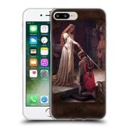 Official Brigid Ashwood Pre-Raphaelite The Accolade Soft Gel Case For Apple Iphone 7 Plus