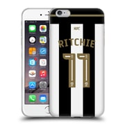 Official Newcastle United Fc Nufc 2016/17 Players Home Kit 1 Ritchie Soft Gel Case For Apple Iphone 6 Plus / 6S Plus