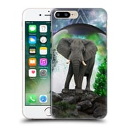Official Haroulita Fantasy 4 Elephant Space Hard Back Case For Apple Iphone 7 Plus