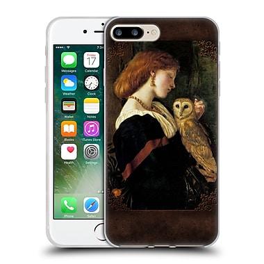 Official Brigid Ashwood Pre-Raphaelite Owl Soft Gel Case For Apple Iphone 7 Plus