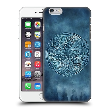 Official Brigid Ashwood Celtic Wisdom Knot Wolf Hard Back Case For Apple Iphone 6 Plus / 6S Plus
