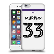 Official Newcastle United Fc Nufc 2016/17 Players Third Kit 2 Murphy Soft Gel Case For Apple Iphone 6 Plus / 6S Plus