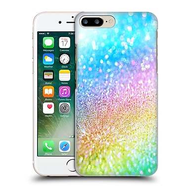 Official Haroulita Glitter Sparkle Rainbow Hard Back Case For Apple Iphone 7 Plus