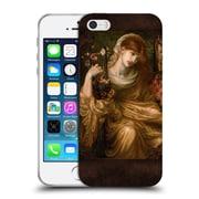 Official Brigid Ashwood Pre-Raphaelite Rossetti 2 Soft Gel Case For Apple Iphone 5 / 5S / Se