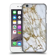 Official Haroulita Marble Gold Hard Back Case For Apple Iphone 6 / 6S