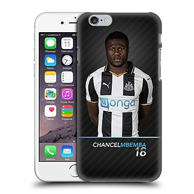 Official Newcastle United Fc Nufc 2016/17 First Team 1 Mbemba Hard Back Case For Apple Iphone 6 / 6S