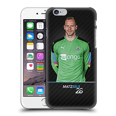Official Newcastle United Fc Nufc 2016/17 First Team 1 Sels Hard Back Case For Apple Iphone 6 / 6S