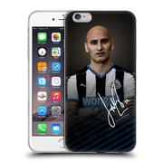 Official Newcastle United Fc Nufc 2015/16 First Team Jonjo Shelvey Soft Gel Case For Apple Iphone 6 Plus / 6S Plus
