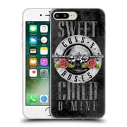 Official Guns N' Roses Vintage Sweet Child O' Mine Soft Gel Case For Apple Iphone 7 Plus