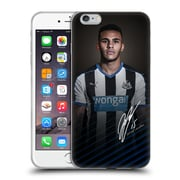 Official Newcastle United Fc Nufc 2015/16 First Team Jamaal Lascelles Soft Gel Case For Apple Iphone 6 Plus / 6S Plus