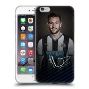Official Newcastle United Fc Nufc 2015/16 First Team Paul Dummett Soft Gel Case For Apple Iphone 6 Plus / 6S Plus