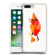 Official Robert Farkas Hipster Animals Punk Bird Hard Back Case For Apple Iphone 7 Plus
