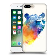 Official Robert Farkas Hipster Animals Sunny Bear Hard Back Case For Apple Iphone 7 Plus