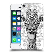 Official Bioworkz Animal Head Giraffe Hard Back Case For Apple Iphone 5 / 5S / Se