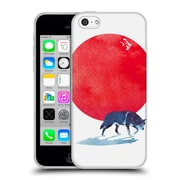 Official Robert Farkas Animals 2 Fear The Red Soft Gel Case For Apple Iphone 5C