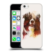 Official Robert Farkas Animals One Night In The Forest Soft Gel Case For Apple Iphone 5C