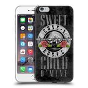 Official Guns N' Roses Vintage Sweet Child O' Mine Soft Gel Case For Apple Iphone 6 Plus / 6S Plus