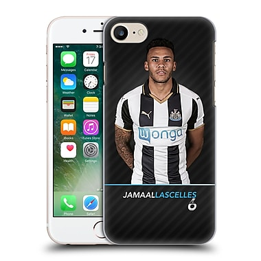 Official Newcastle United Fc Nufc 2016/17 First Team 1 Lascelles Hard Back Case For Apple Iphone 7