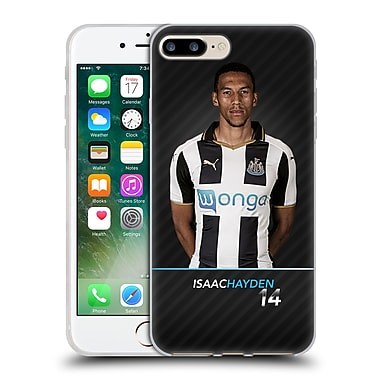 Official Newcastle United Fc Nufc 2016/17 First Team 2 Hayden Soft Gel Case For Apple Iphone 7 Plus