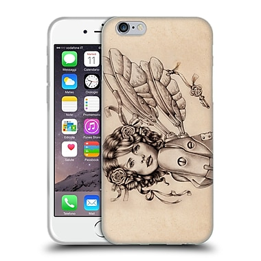 Official Brigid Ashwood Steampunk Unlocked Soft Gel Case For Apple Iphone 6 / 6S