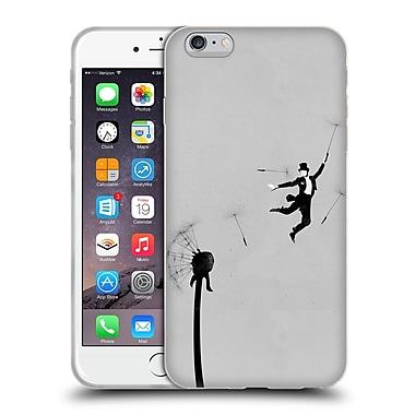 Official Robert Farkas People Aurevoir Soft Gel Case For Apple Iphone 6 Plus / 6S Plus
