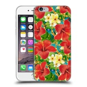 Official Mark Ashkenazi Tropical Hibiscus Soft Gel Case For Apple Iphone 6 / 6S