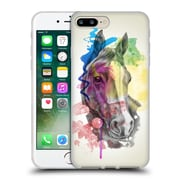 Official Mark Ashkenazi Animals Horse Soft Gel Case For Apple Iphone 7 Plus