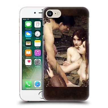 Official Brigid Ashwood Pre-Raphaelite 2 Waterhouse 7 Hard Back Case For Apple Iphone 7