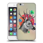 Official Mark Ashkenazi Animals Deer Soft Gel Case For Apple Iphone 6 Plus / 6S Plus