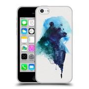 Official Robert Farkas Animals Bestfriends Forever Soft Gel Case For Apple Iphone 5C