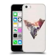Official Robert Farkas Animals Daylight Soft Gel Case For Apple Iphone 5C