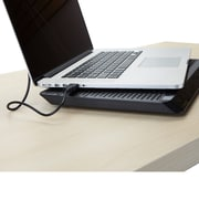 Mind Reader Laptop Cooling Pad, Usb Powered, Black (Lcoolpad-Blk)