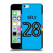 Official Newcastle United Fc Nufc 2016/17 Players Third Kit 1 Sels Hard Back Case For Apple Iphone 5C