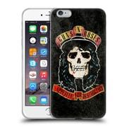 Official Guns N' Roses Vintage Stradlin Soft Gel Case For Apple Iphone 6 Plus / 6S Plus
