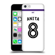 Official Newcastle United Fc Nufc 2016/17 Players Third Kit 1 Anita Hard Back Case For Apple Iphone 5C
