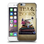 Official Brigid Ashwood Vintage Romance 2 Tea And Books Hard Back Case For Apple Iphone 6 / 6S