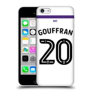 Official Newcastle United Fc Nufc 2016/17 Players Third Kit 1 Gouffran Hard Back Case For Apple Iphone 5C