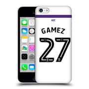 Official Newcastle United Fc Nufc 2016/17 Players Third Kit 1 Gamez Hard Back Case For Apple Iphone 5C