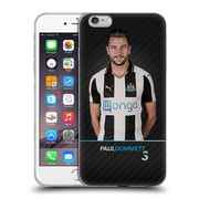 Official Newcastle United Fc Nufc 2016/17 First Team 1 Dummett Soft Gel Case For Apple Iphone 6 Plus / 6S Plus