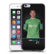 Official Newcastle United Fc Nufc 2016/17 First Team 1 Elliot Soft Gel Case For Apple Iphone 6 Plus / 6S Plus