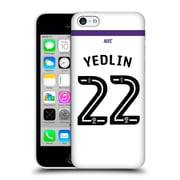 Official Newcastle United Fc Nufc 2016/17 Players Third Kit 2 Yedlin Hard Back Case For Apple Iphone 5C