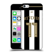 Official Newcastle United Fc Nufc 2016/17 Players Home Kit 1 Ritchie Hard Back Case For Apple Iphone 5C