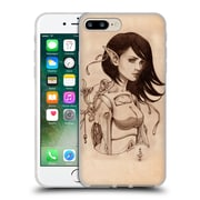 Official Brigid Ashwood Steampunk Energy Crisis Soft Gel Case For Apple Iphone 7 Plus