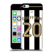 Official Newcastle United Fc Nufc 2016/17 Players Home Kit 1 Gouffran Hard Back Case For Apple Iphone 5C