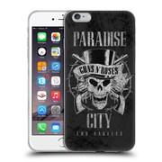 Official Guns N' Roses Vintage Paradise City Soft Gel Case For Apple Iphone 6 Plus / 6S Plus
