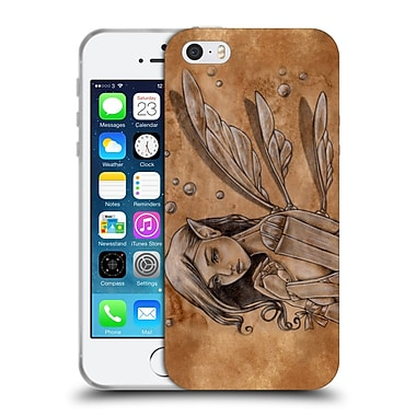 Official Brigid Ashwood Steampunk Repose Soft Gel Case For Apple Iphone 5 / 5S / Se